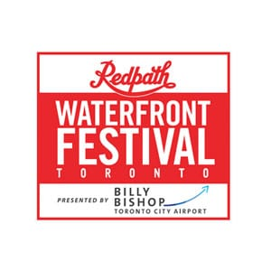 Redpath Waterfront Festival presented by Billy Bishop Airport
