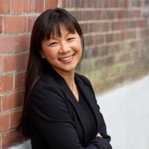 Linda Shin of KSA Toronto